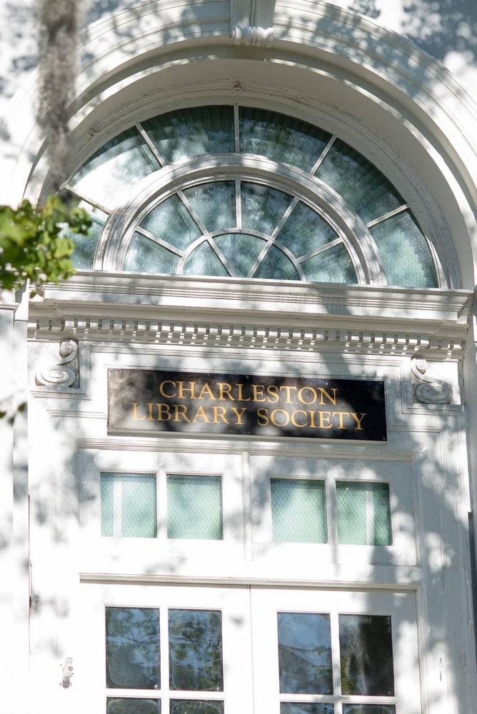 Charleston to Charleston Literary Festival