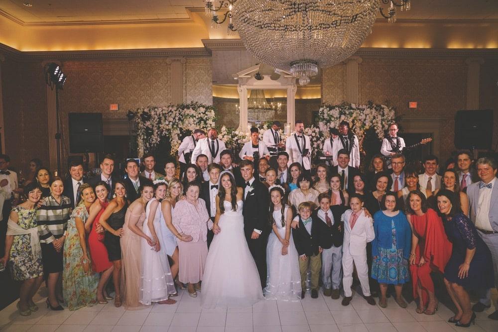 Ellie Romair and Alex Alford wedding