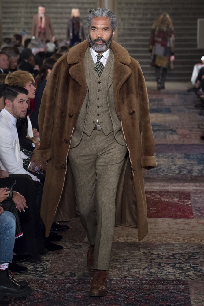 Ralph Lauren NYFW Fall 2018 50th Anniversary