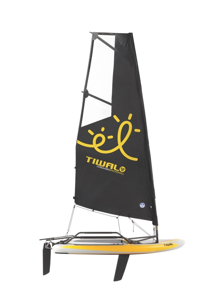 Tiwal 3 Inflatable Sailing Dinghy