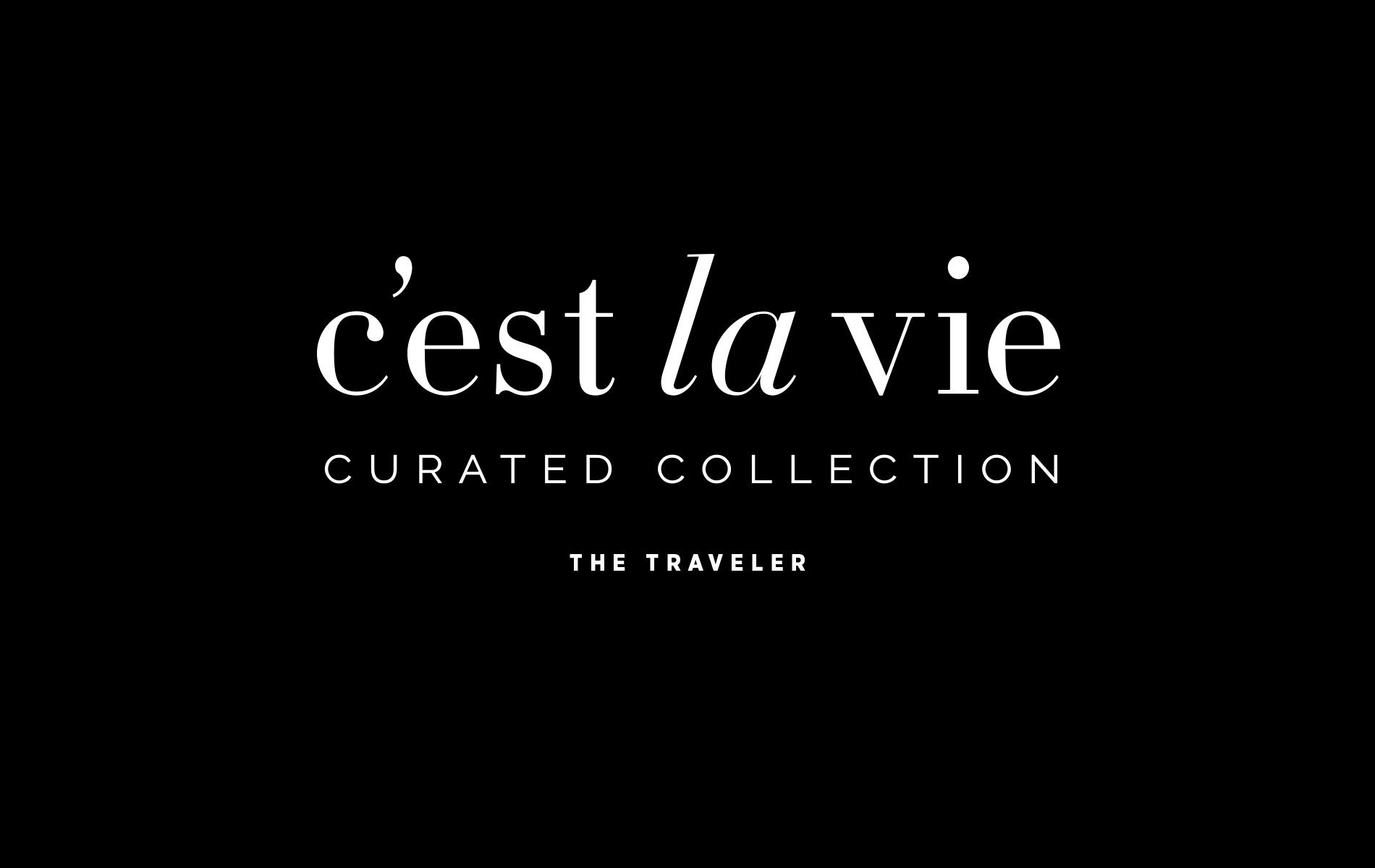 VIE Magazine C'est la VIE A Curated Collection The Traveler