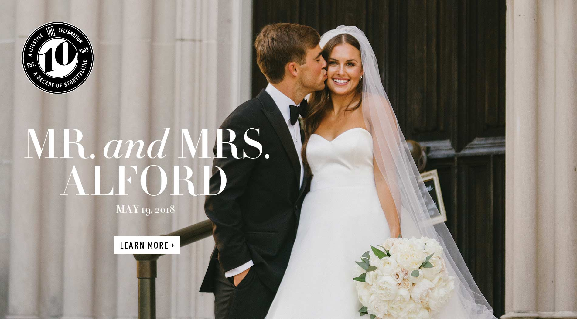 VIE Magazine - The Goodness Issue - November 2018 - Ellie Romair - Alford Wedding