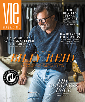 VIE Magazine - The Goodness Issue - November 2018