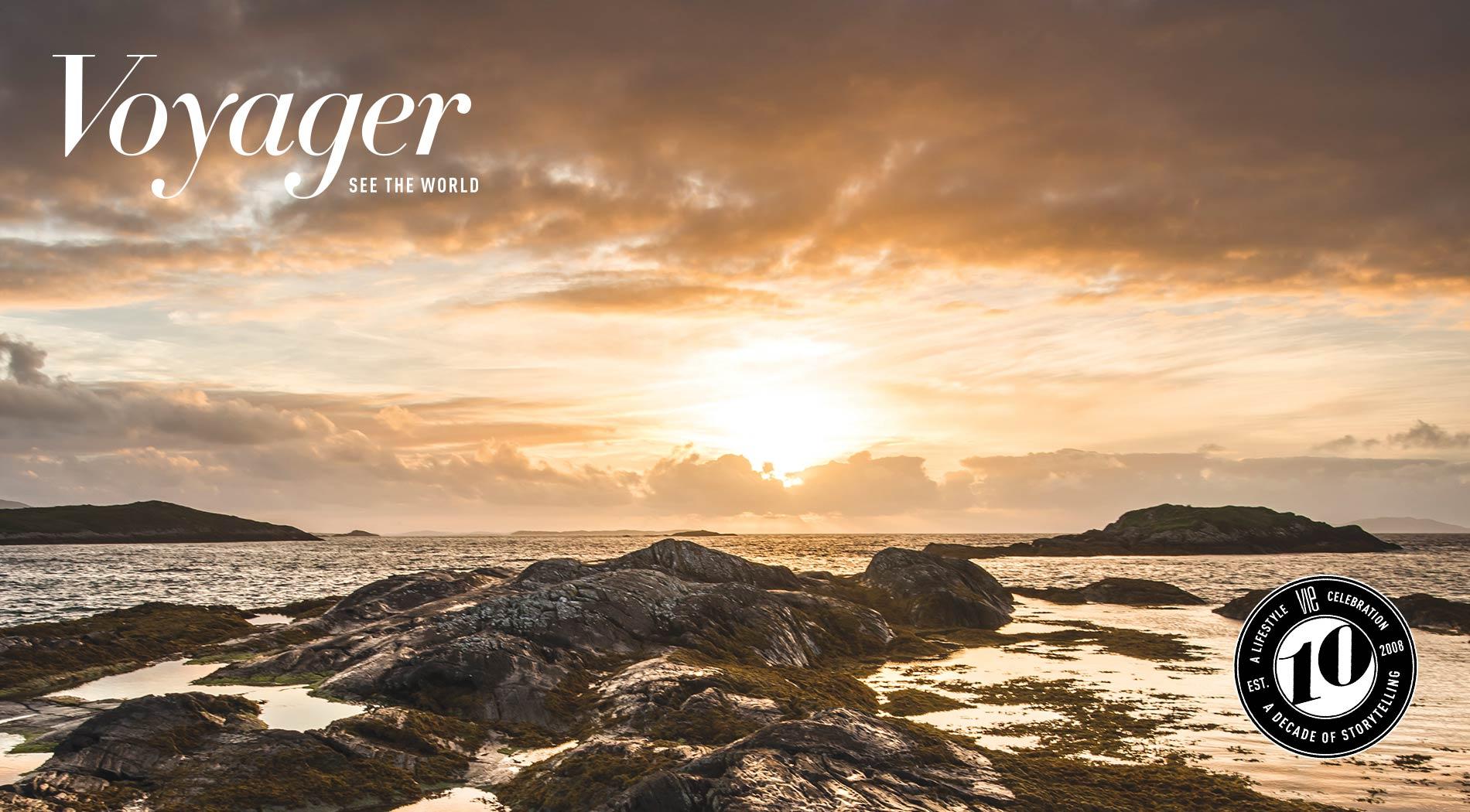 VIE Magazine - Special Anniversary Travel Edition - December 2018 - Voyager