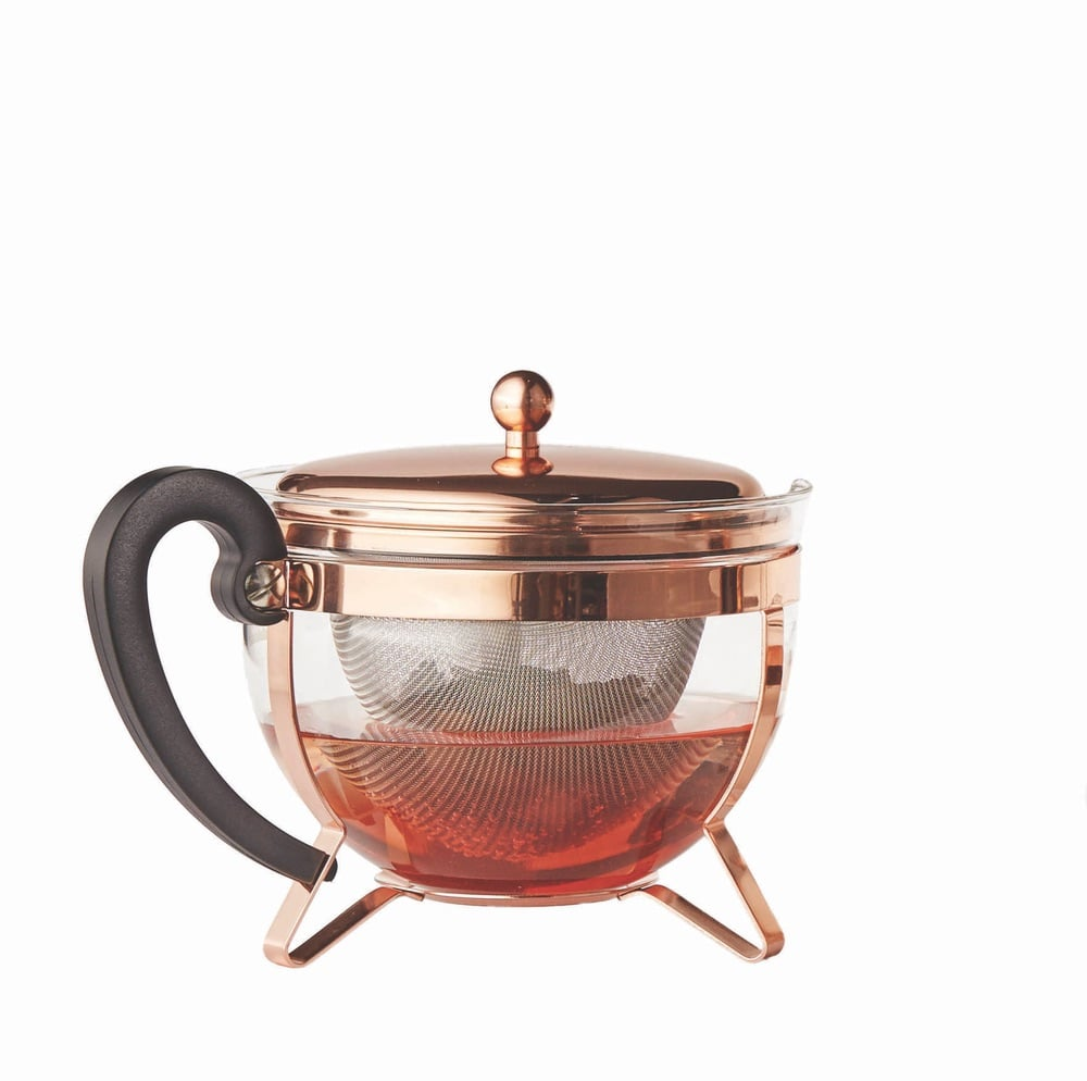 Frontgate Bodum Chambord 44-ounce Teapot