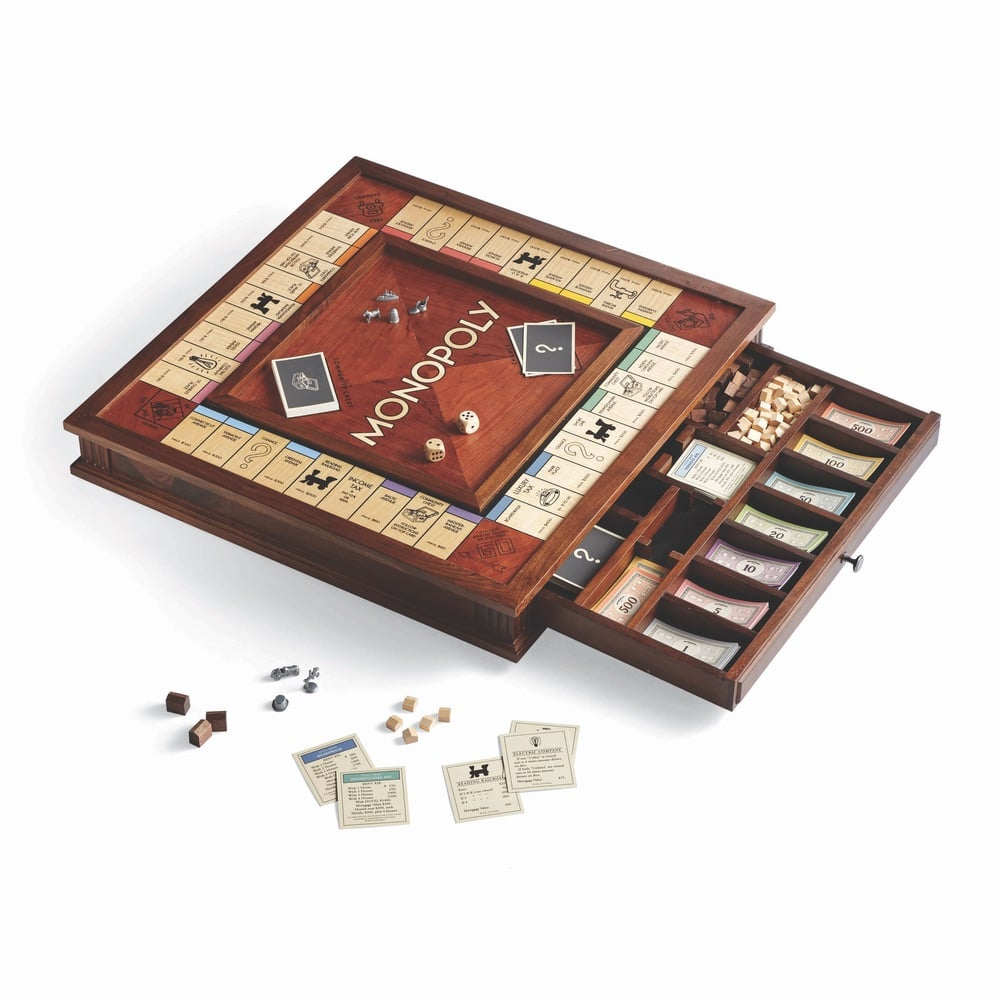Winning Solutions Monopoly Heirloom Edition, Frontgate