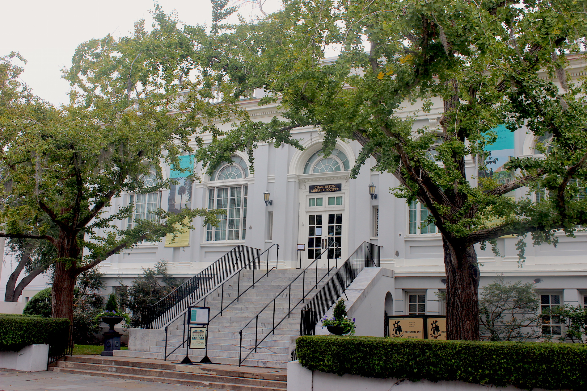 Charleston Library Society in Charleston SC by VIE Magazine