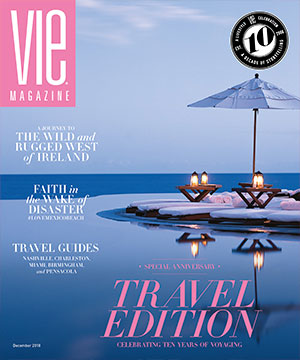 VIE Magazine - Special Anniversary Travel Edition - December 2018