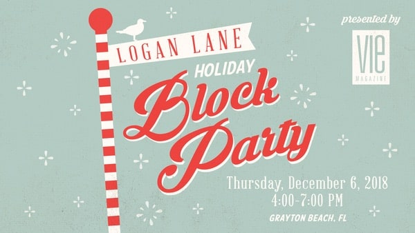 Logan Lane Holiday Block Party
