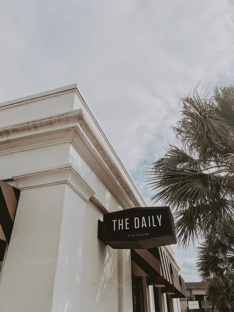 The Daily by Butcher & Bee in Charleston, South Carolina