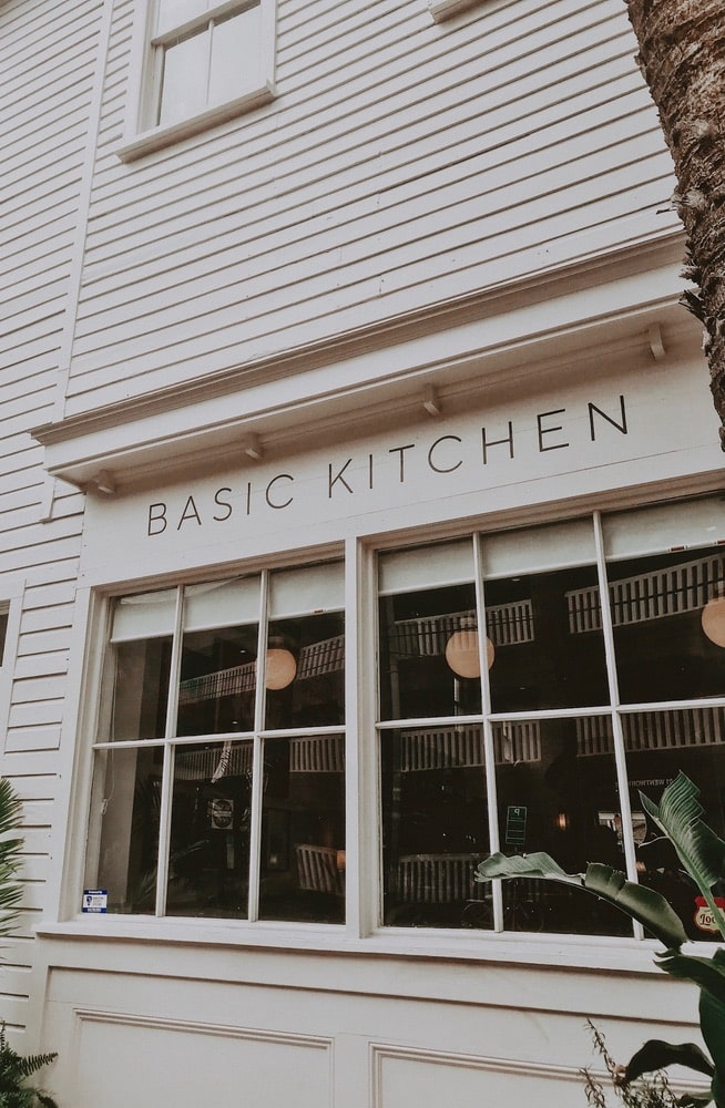 Basic Kitchen in Charleston, South Carolina
