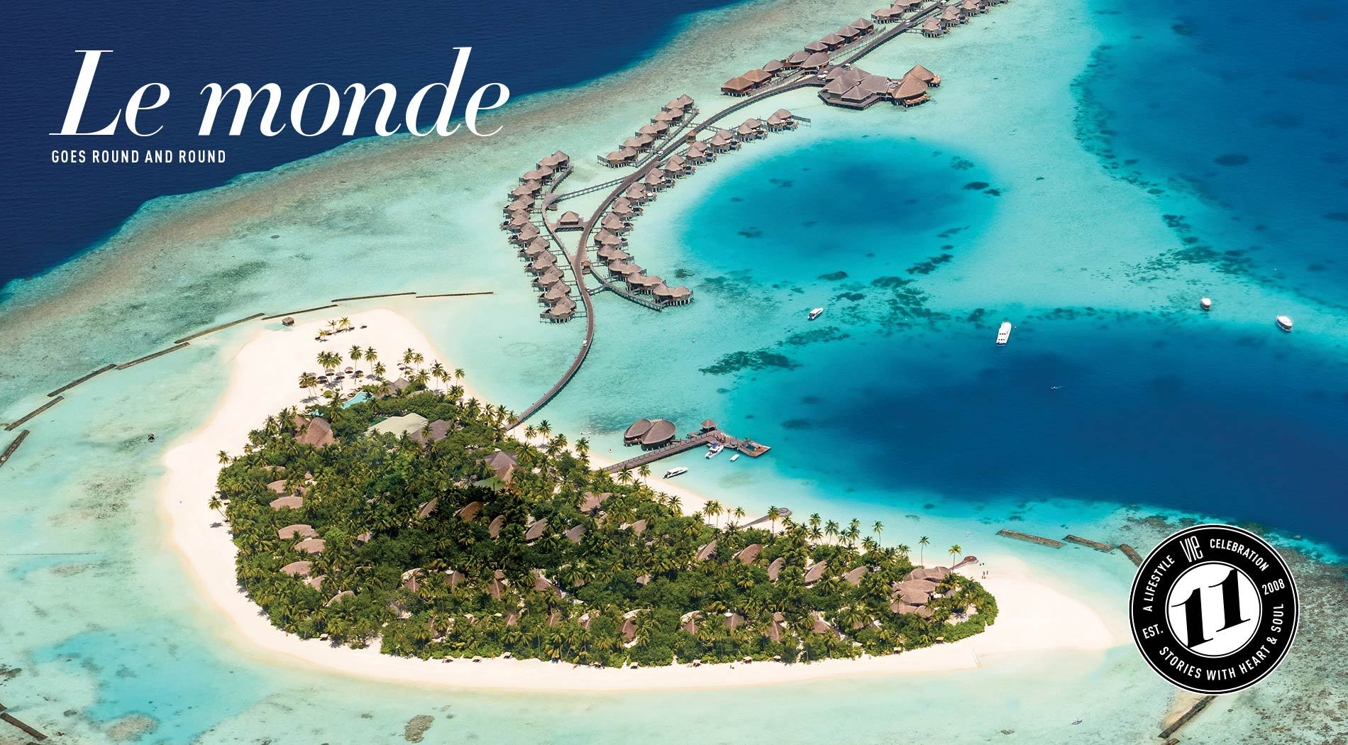 VIE Magazine - January 2019 - Southern Sophisticate Issue - La Monde