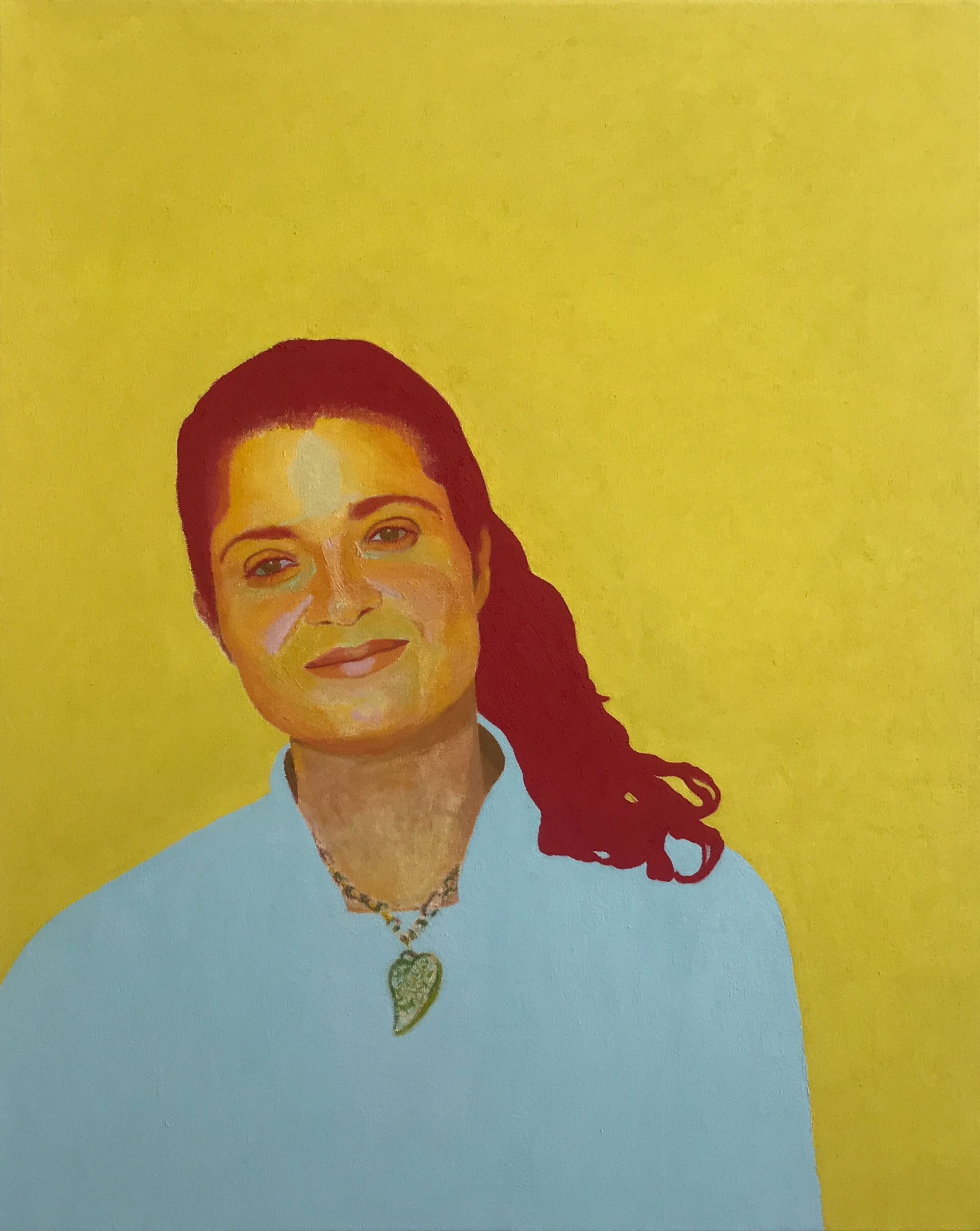 Tyler Loftis Portrait of Alex Guarnaschelli VIE magazine