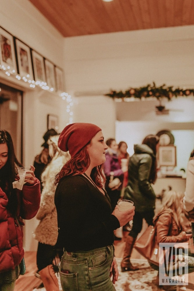 VIE Magazine Logan Lane Holiday Block Party benefiting The Sonder Project and their Hurricane Michael Relief Efforts