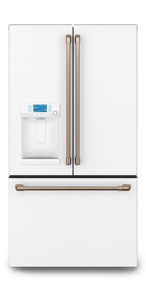 Café Energy Star French-Door Refrigerator with Hot Water Dispenser