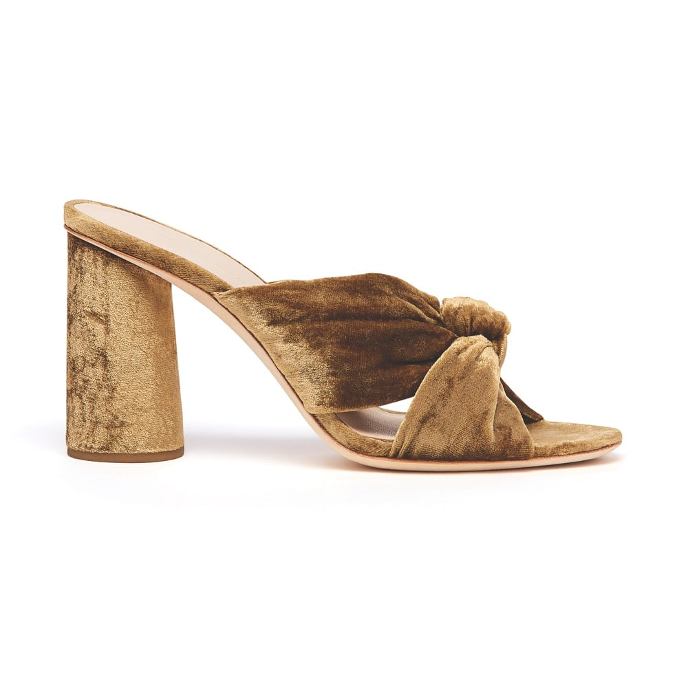 Loeffler Randall Coco High Heel Knot Mules