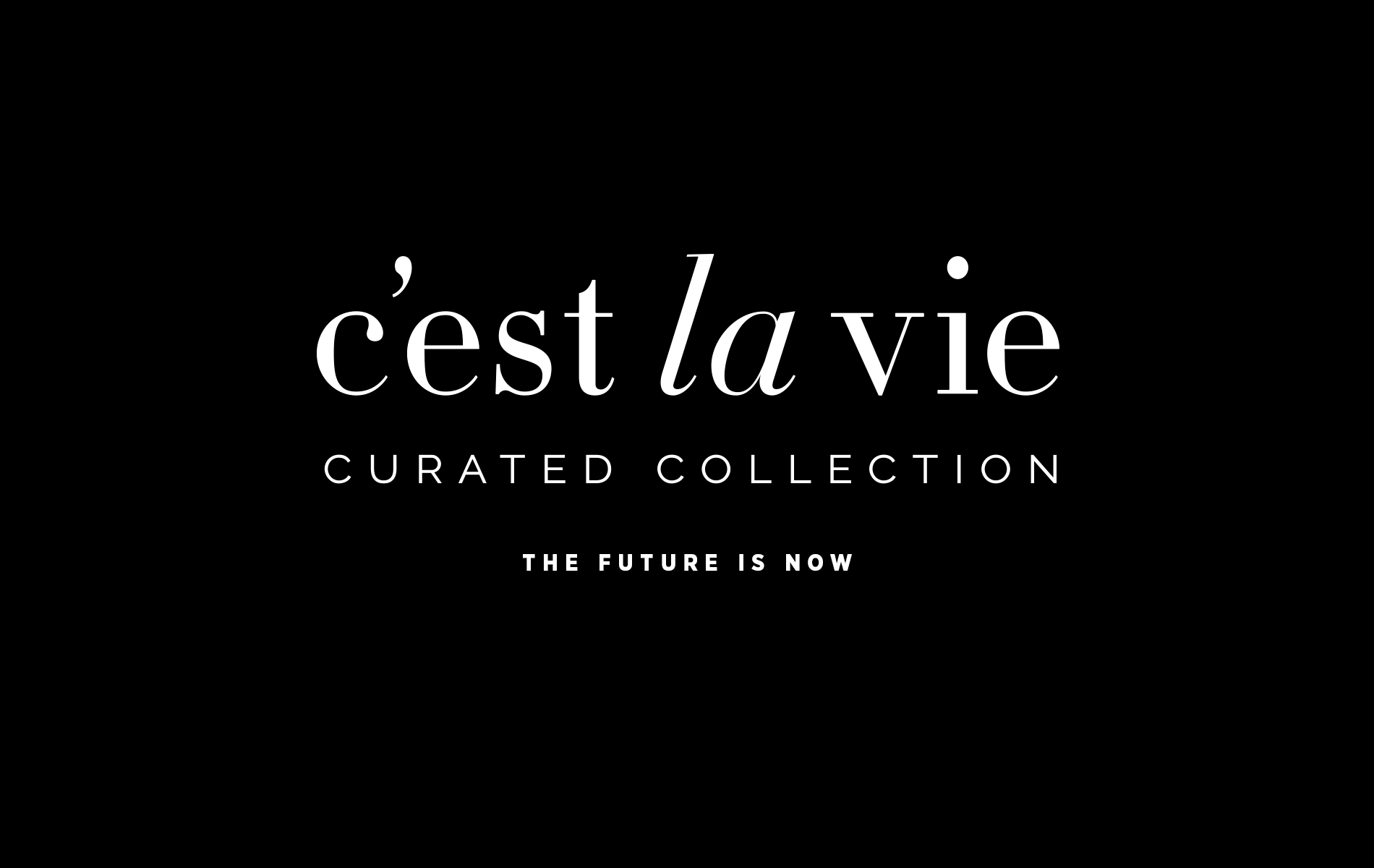 VIE Magazine C'est la VIE A Curated Collection, The Future is Now, February 2019 Luxury Homes & Technology issue