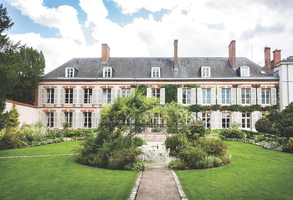 The Maison Belle Epoque by Perrier-Jouët is a unique destination in Épernay that combines a tasting room, an event space, an art gallery, and more.