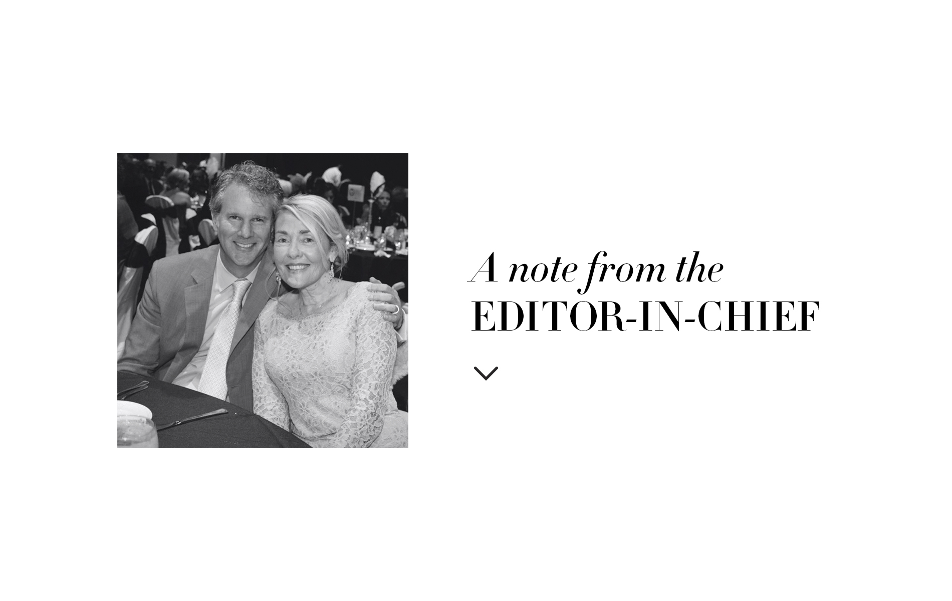 Lisa Burwell Editor-in-chief note, VIE Magazine February 2019 Luxury Homes & Technology issue