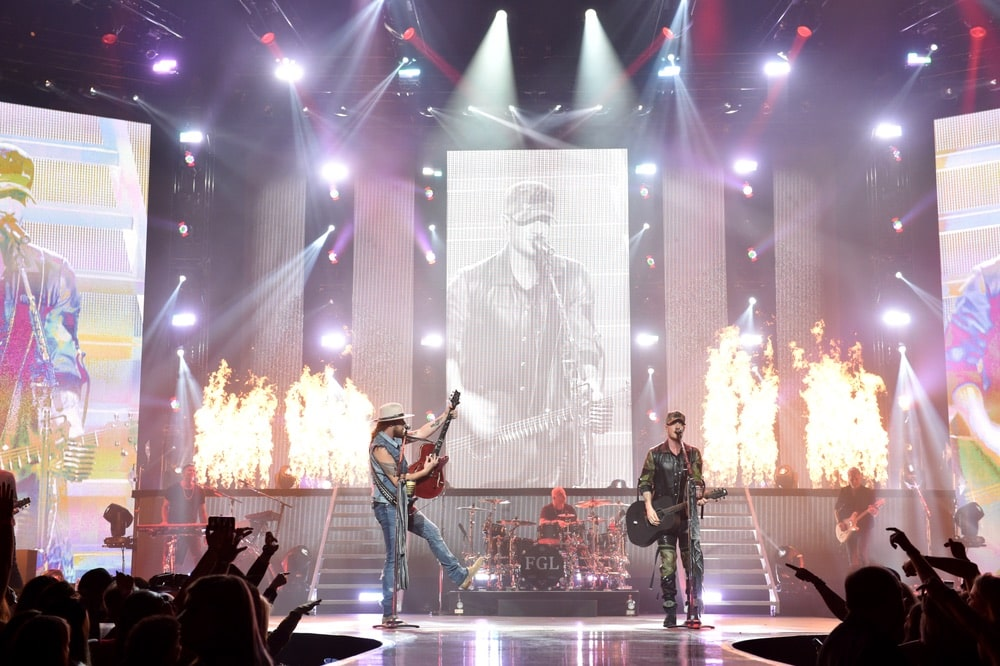 Brian Kelley and Tyler Hubbard of Florida Georgia Line will embark on another US tour this March through September.