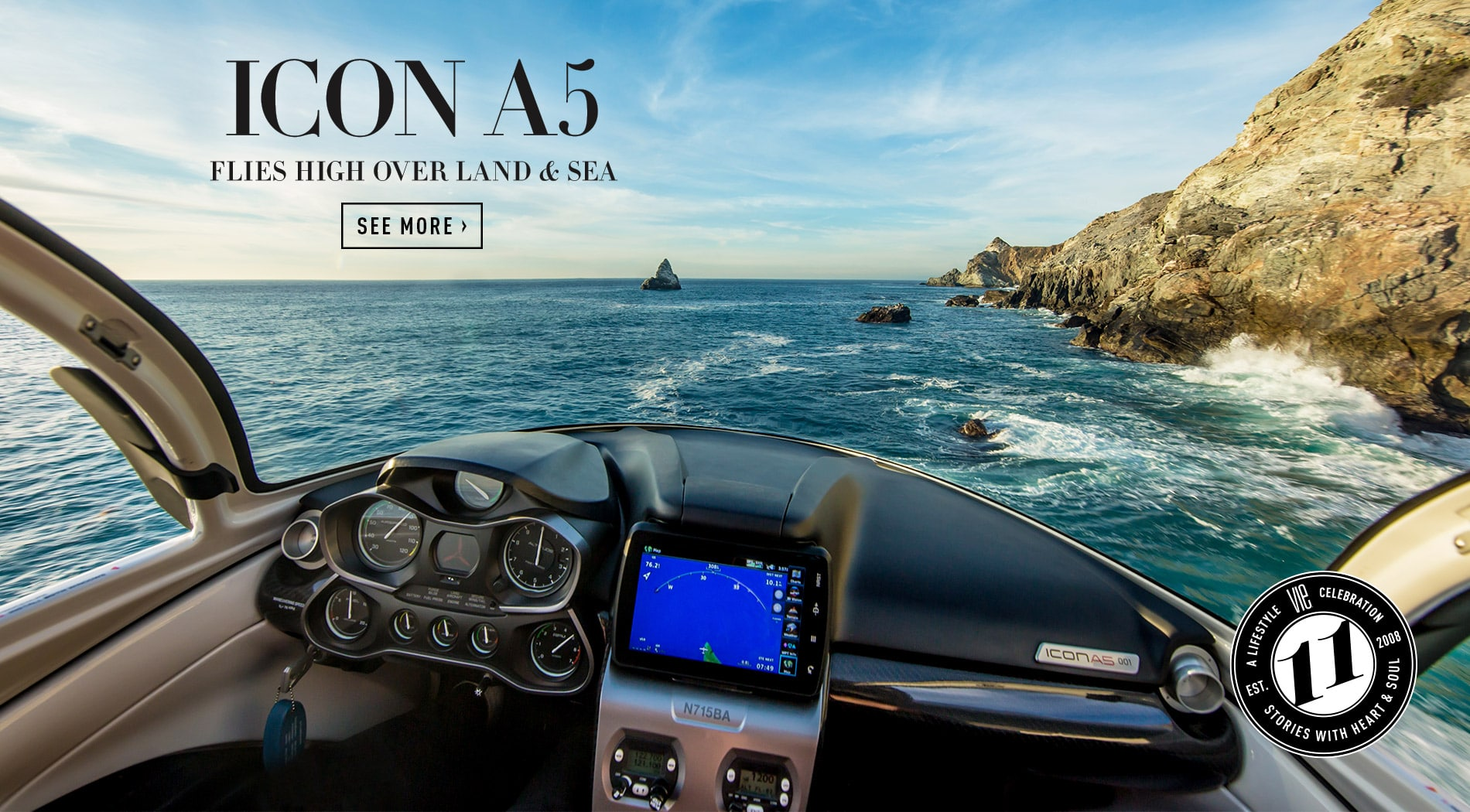 VIE Magazine February 2019 Luxury Homes & Technology Issue - Icon A5