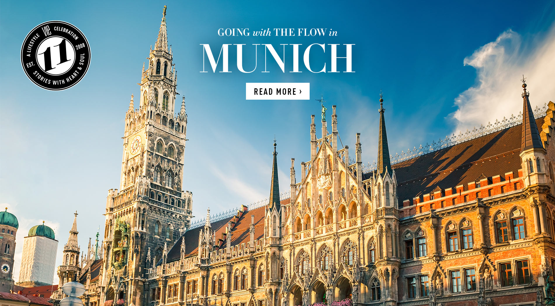VIE Magazine February 2019 Luxury Homes & Technology Issue - Munich Travel Guide