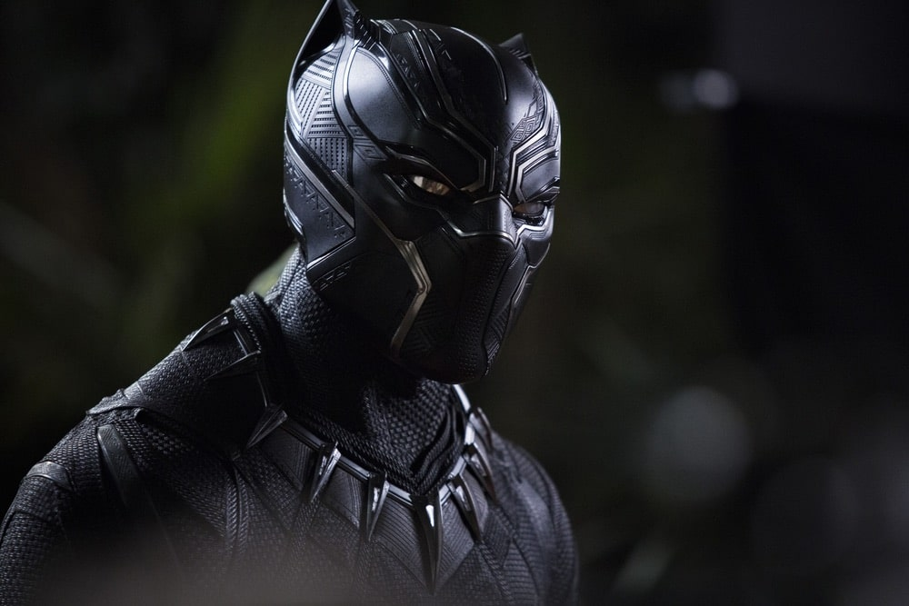 Black Panther © Matt Kennedy / Marvel Studios 2018