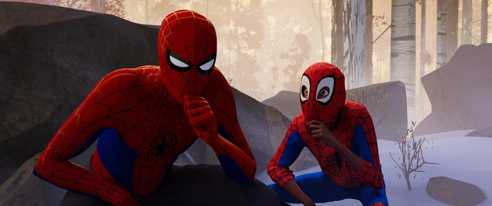 Spider-Man: Into the Spider-Verse © Sony Pictures 2018