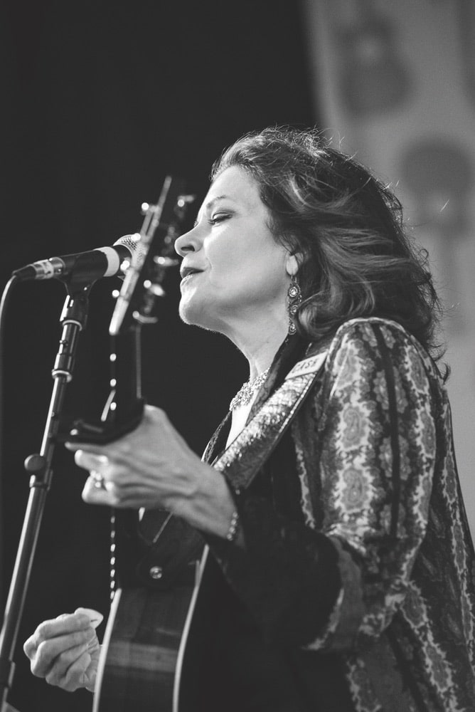 Rosanne Cash headlines 30A Songwriters Festival 2019