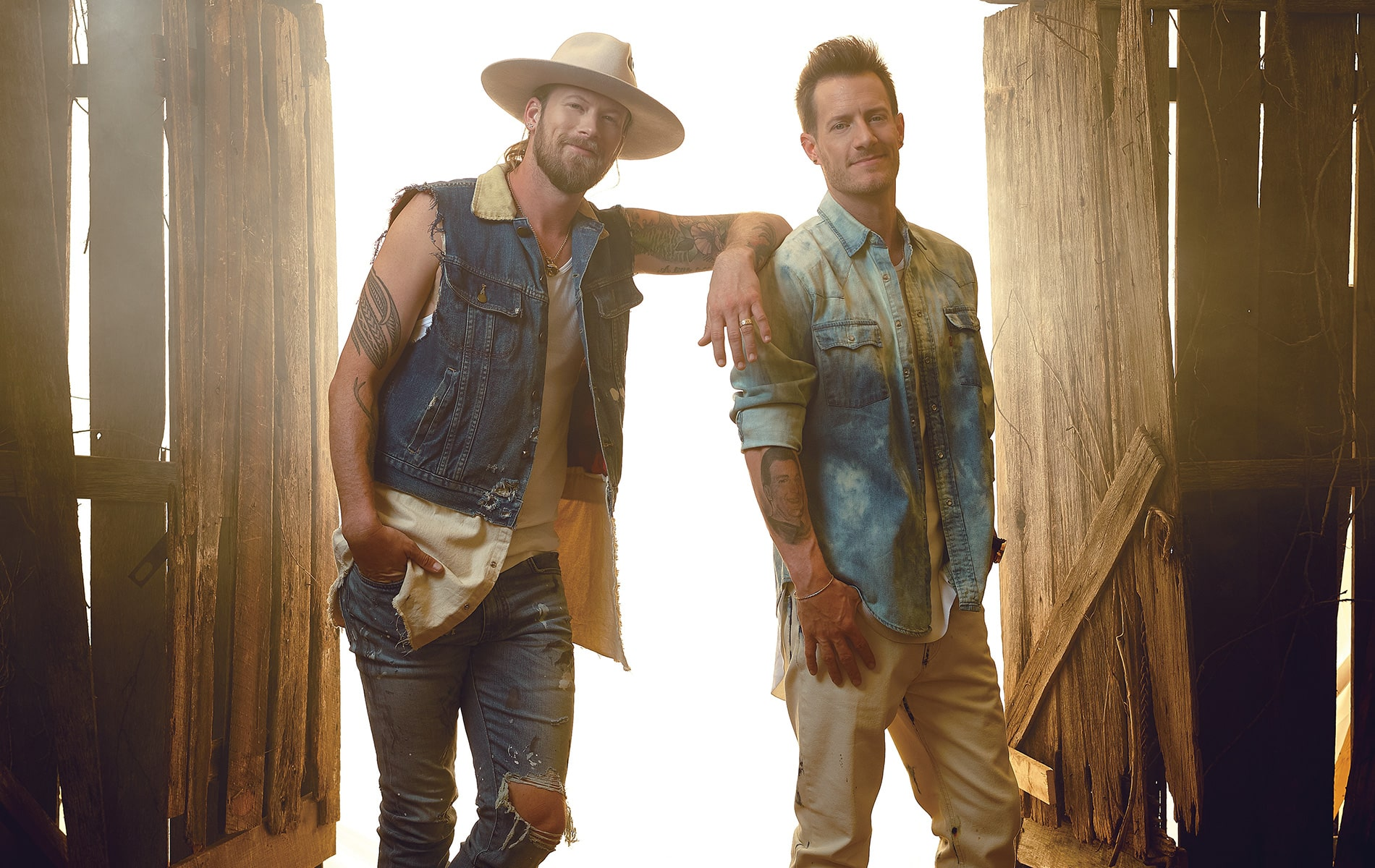 FGL's new album, Can't Say I Ain't Country, will be released on February 15, 2019.