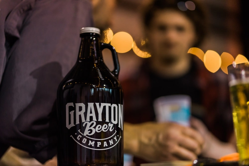 Grayton Beer Company fundraiser for The Red Bar employees