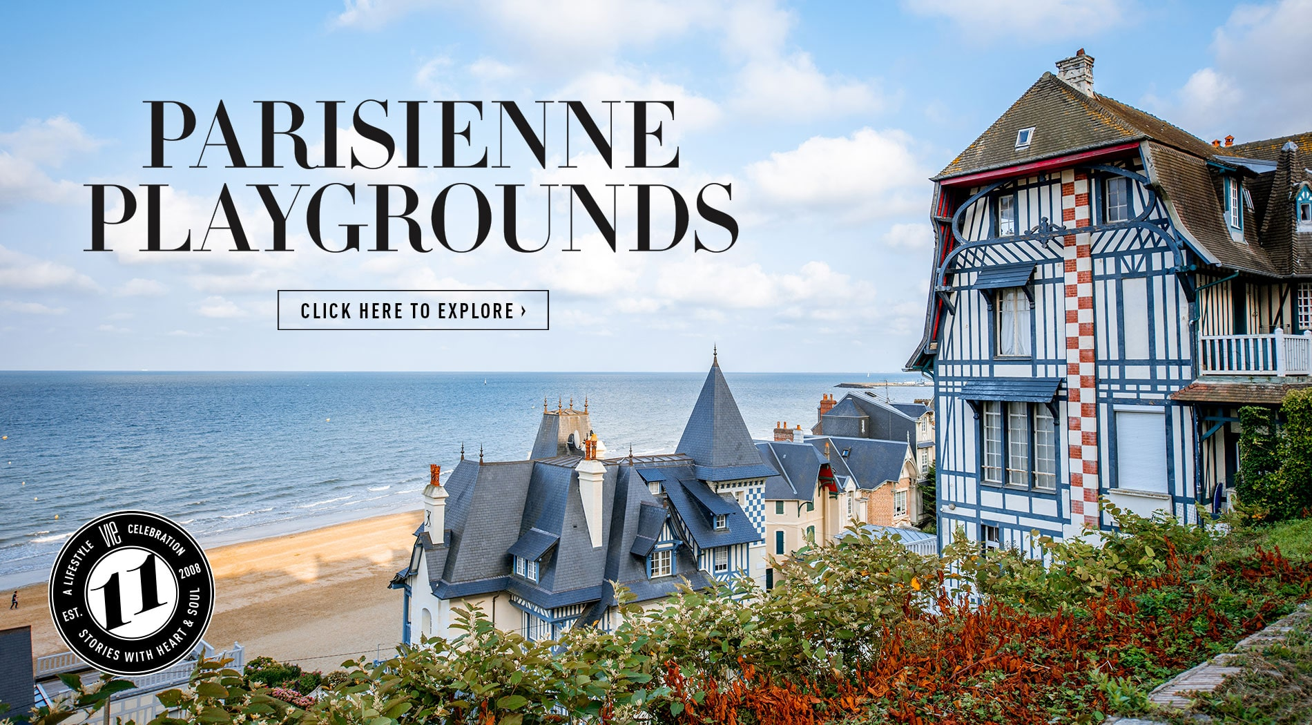 VIE Magazine - Special Entertainment Edition - March 2019 - Champagne Deauville - Paris Day Trips