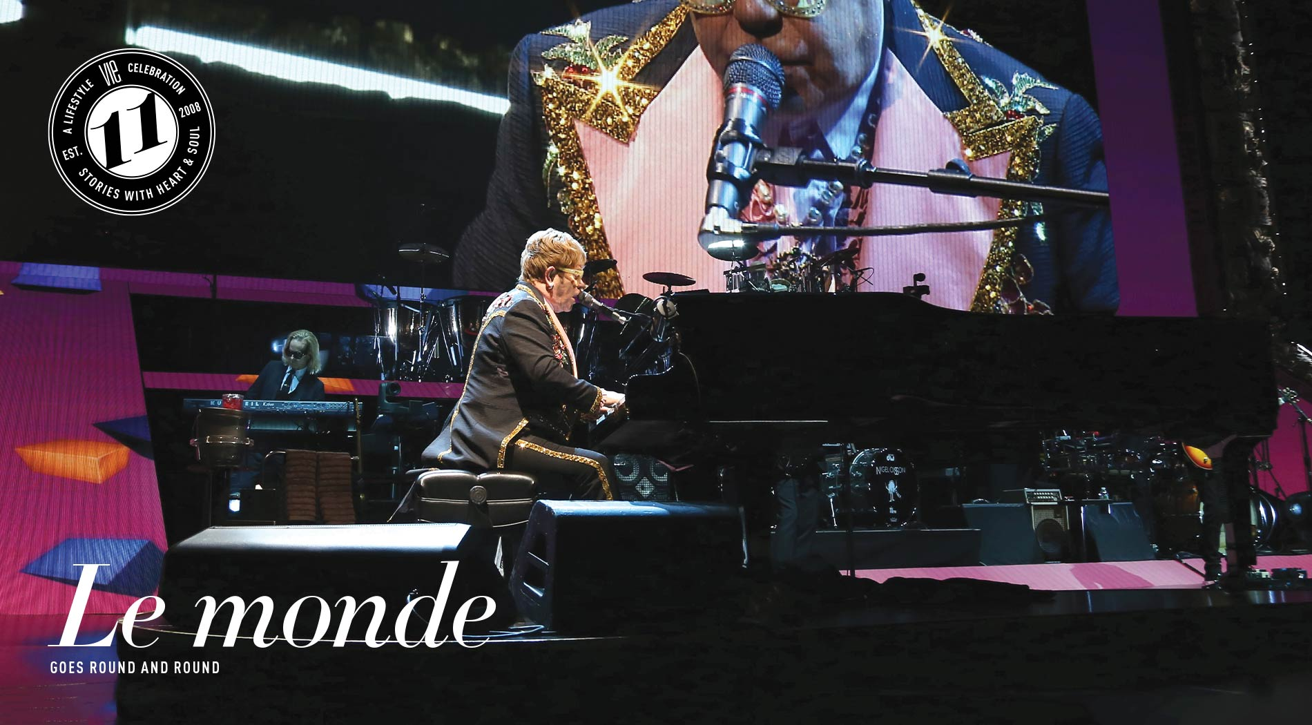 VIE Magazine - Special Entertainment Edition - March 2019 - Le Monde