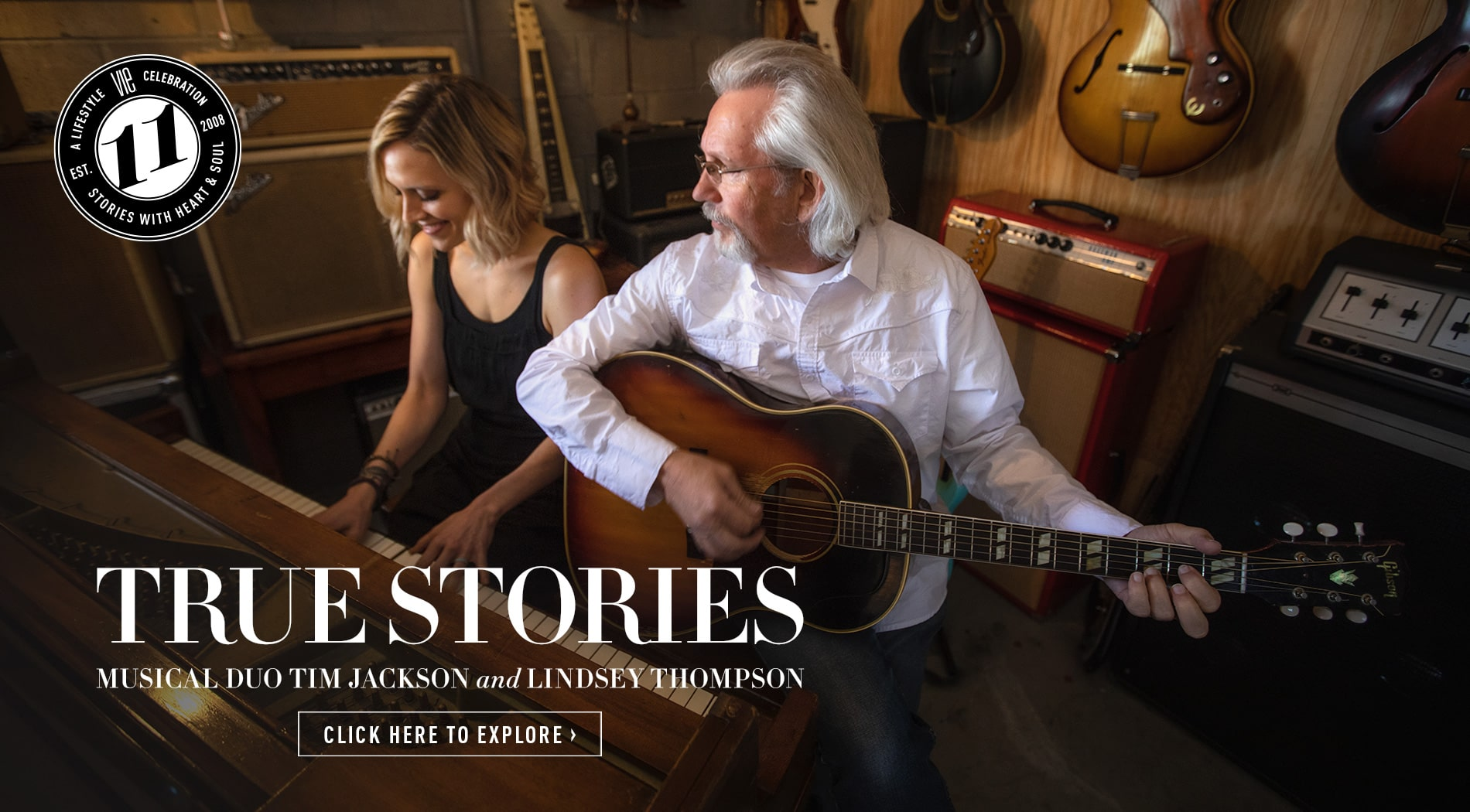VIE Magazine - Special Entertainment Edition - March 2019 - Tim Jackson Storyteller Tour