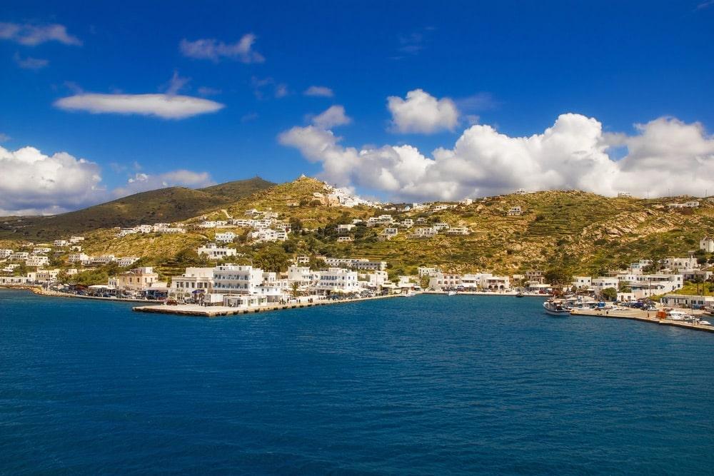 Port of Ios, Greece