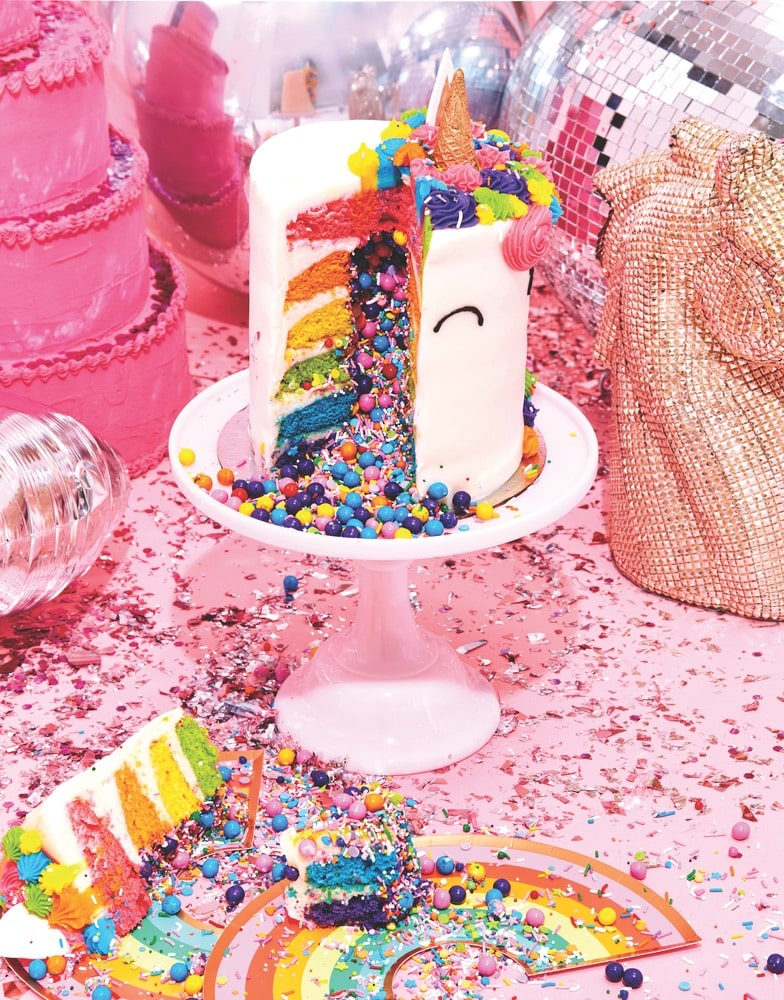 Flour Shop Cake, Amirah Kassem