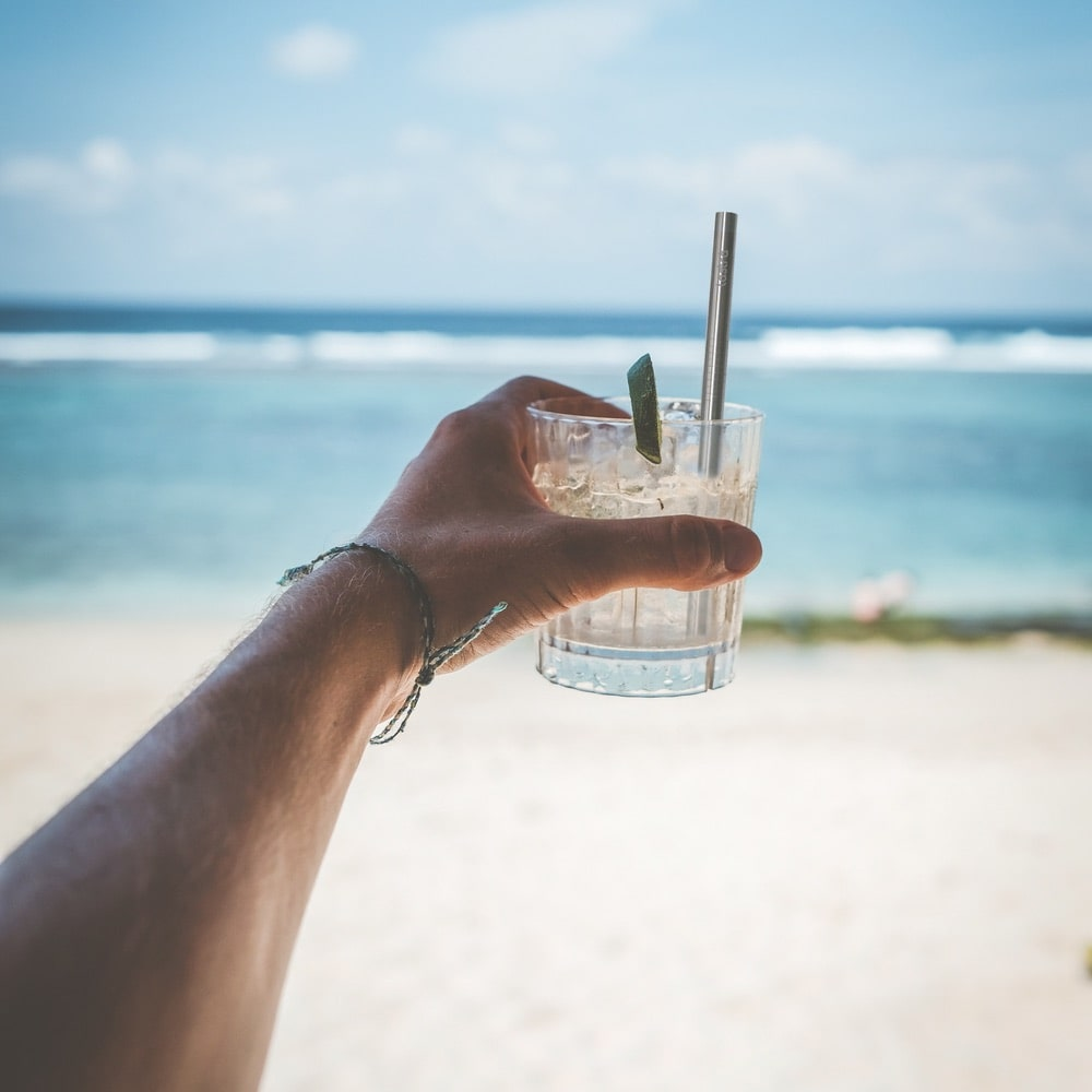 Lastrå metal straws are designed to be stylish, easy to clean, and most of all, long lasting, thereby helping to reduce plastic waste.