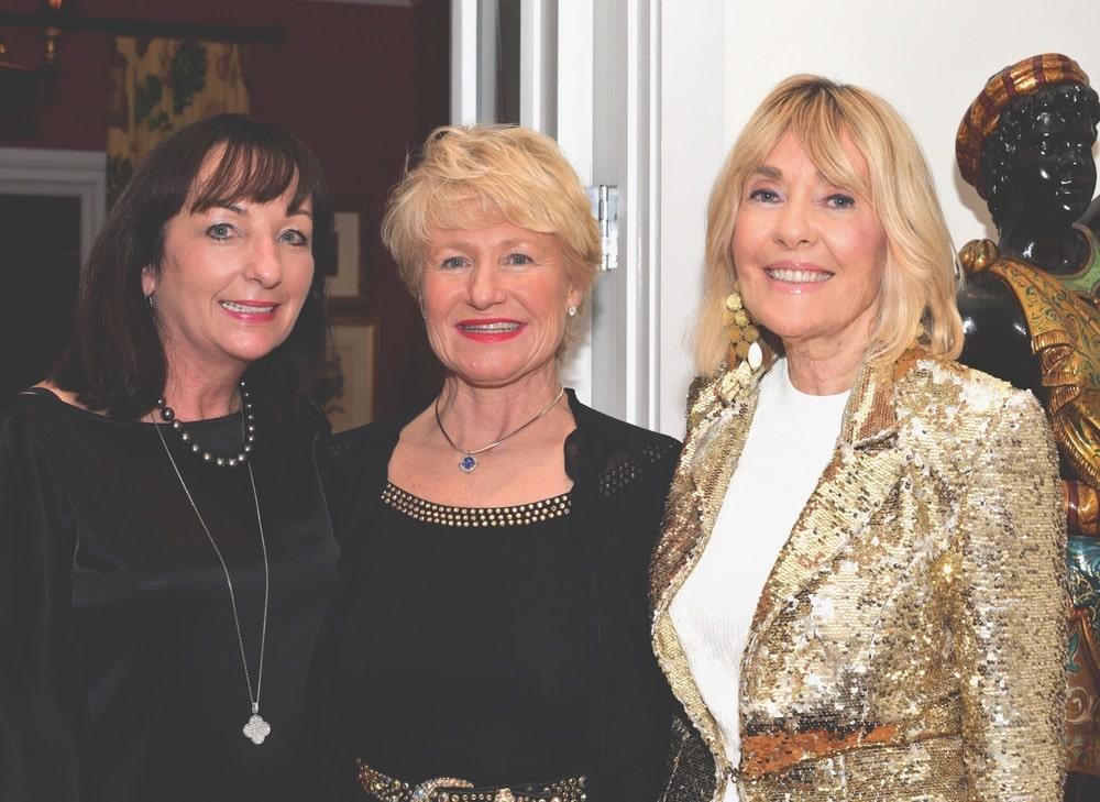 Pam Burge, Heavenly Dawson, Lisa Burwell, Sinfonia Gulf Coast
