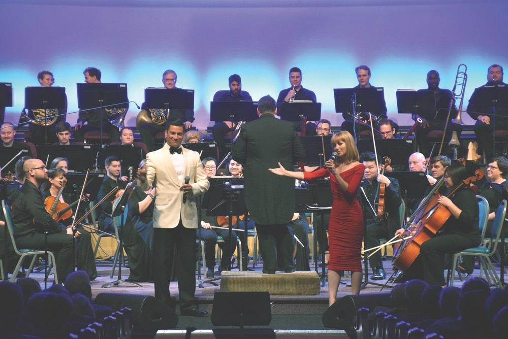 Nicholas Rodriguez, Morgan James, Sinfonia Gulf Coast