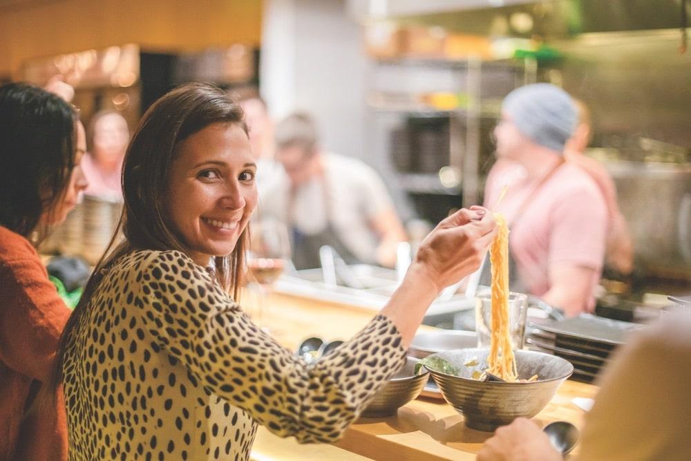 Nanbu Noodle Bar, Chef Nikhil Abuvala