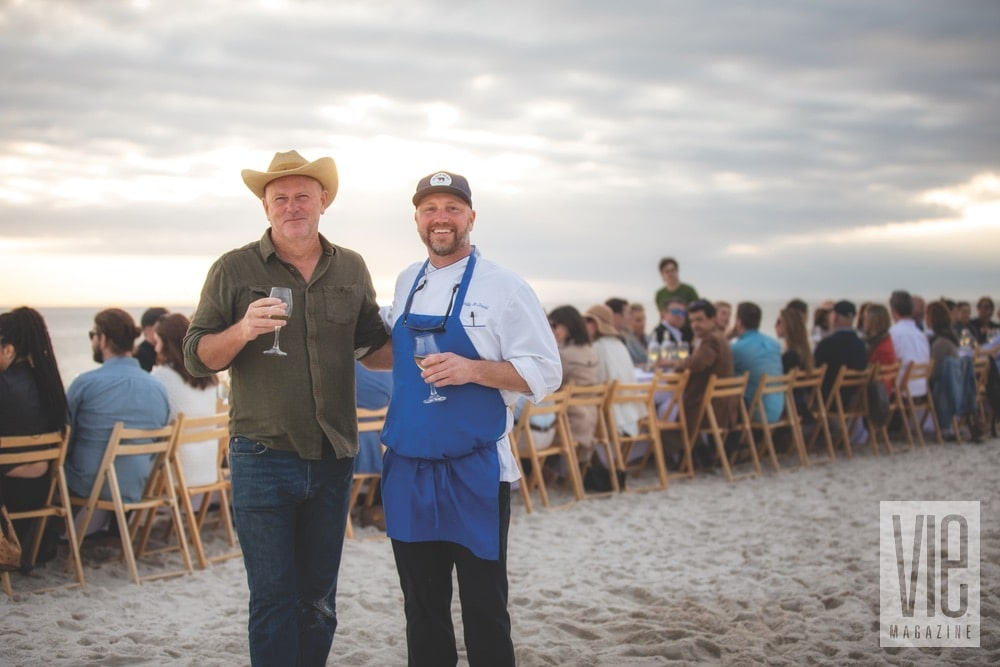 Outstanding in the Field, Kaiya Beach Resort, Black Bear Bread Co., Chef Phil McDonald