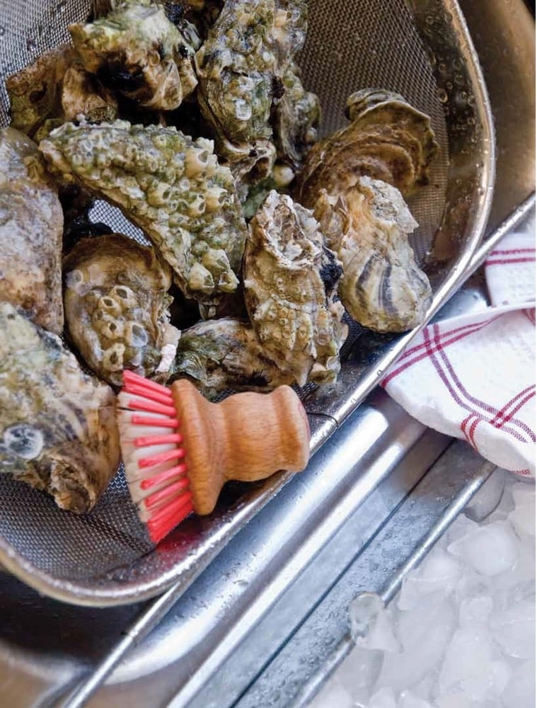 Low-Country Oyster Roast recipe