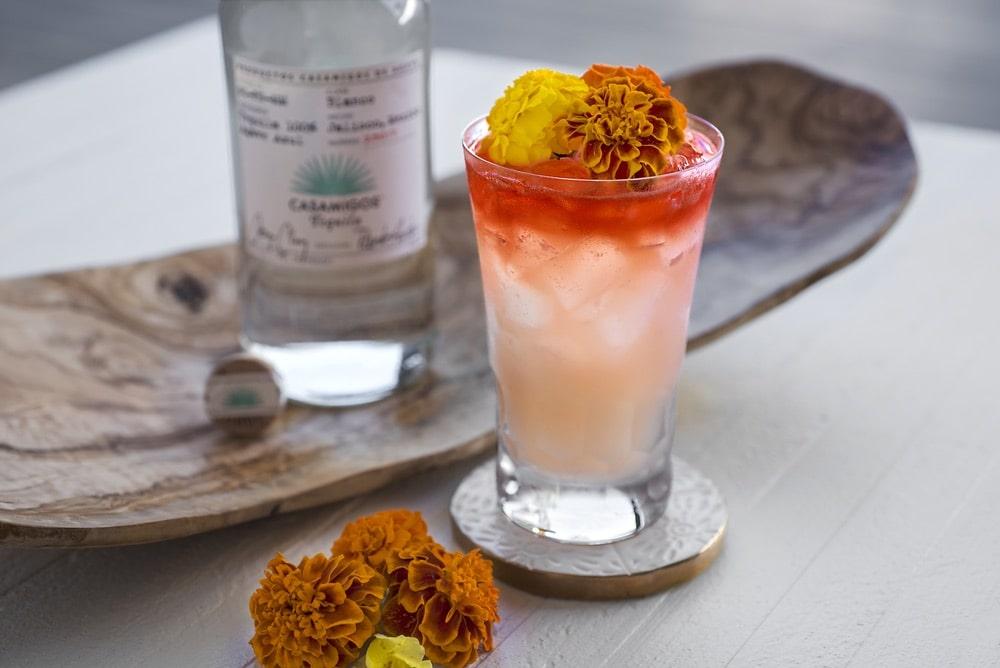 Casa Spring Fling cocktail recipe by Casamigos
