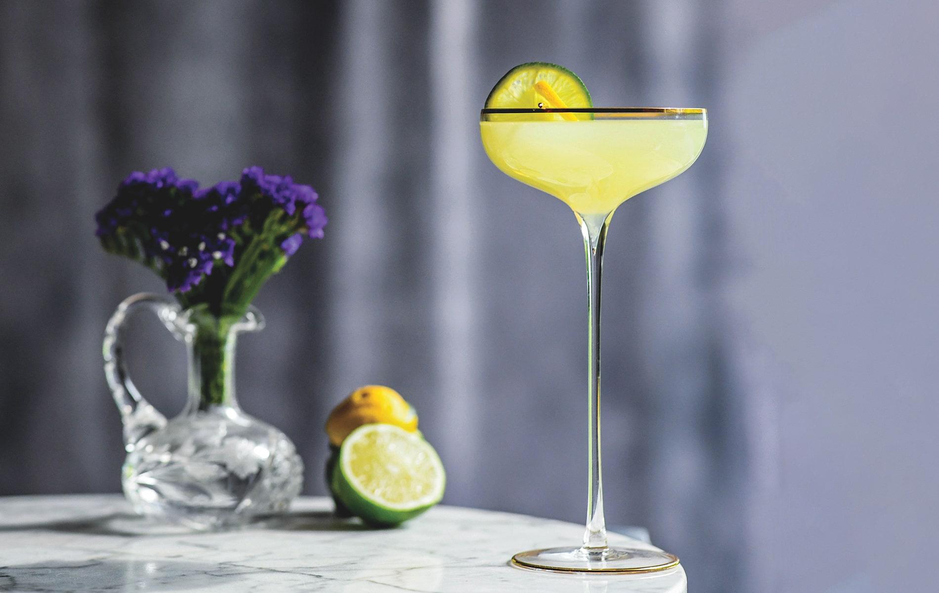 Limoncello Daiquiri cocktail recipe by Beautiful Booze