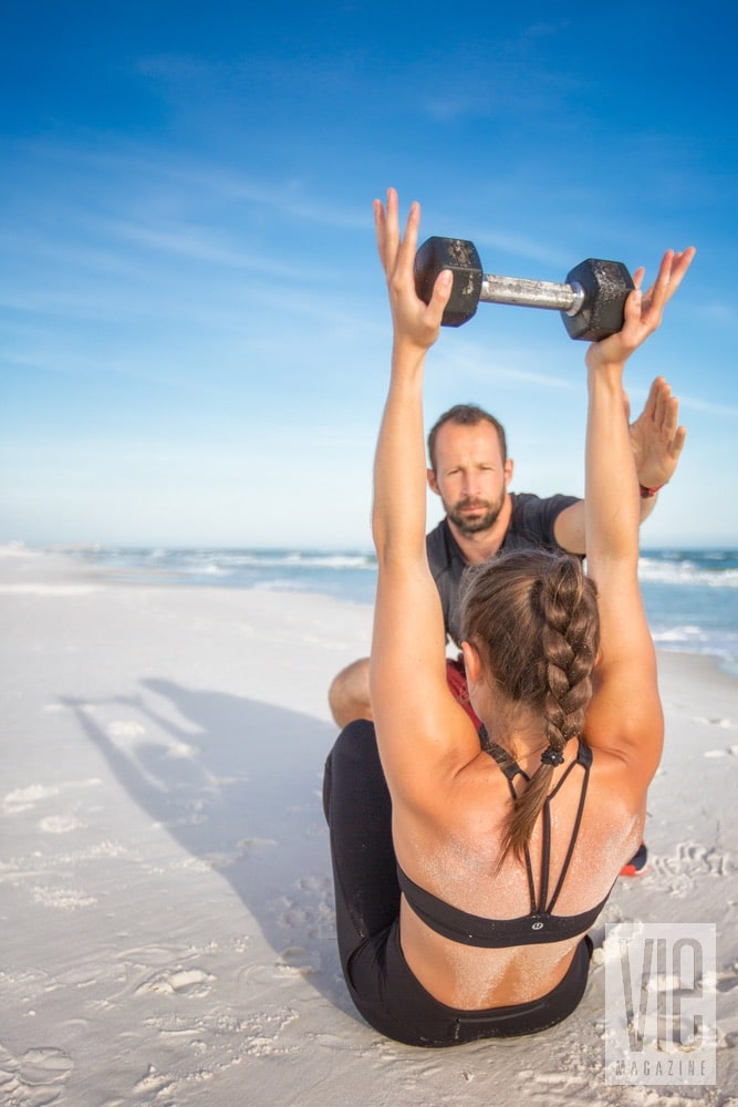 Zoltan Nagy, Beyond Fit, Destin Athletic Club