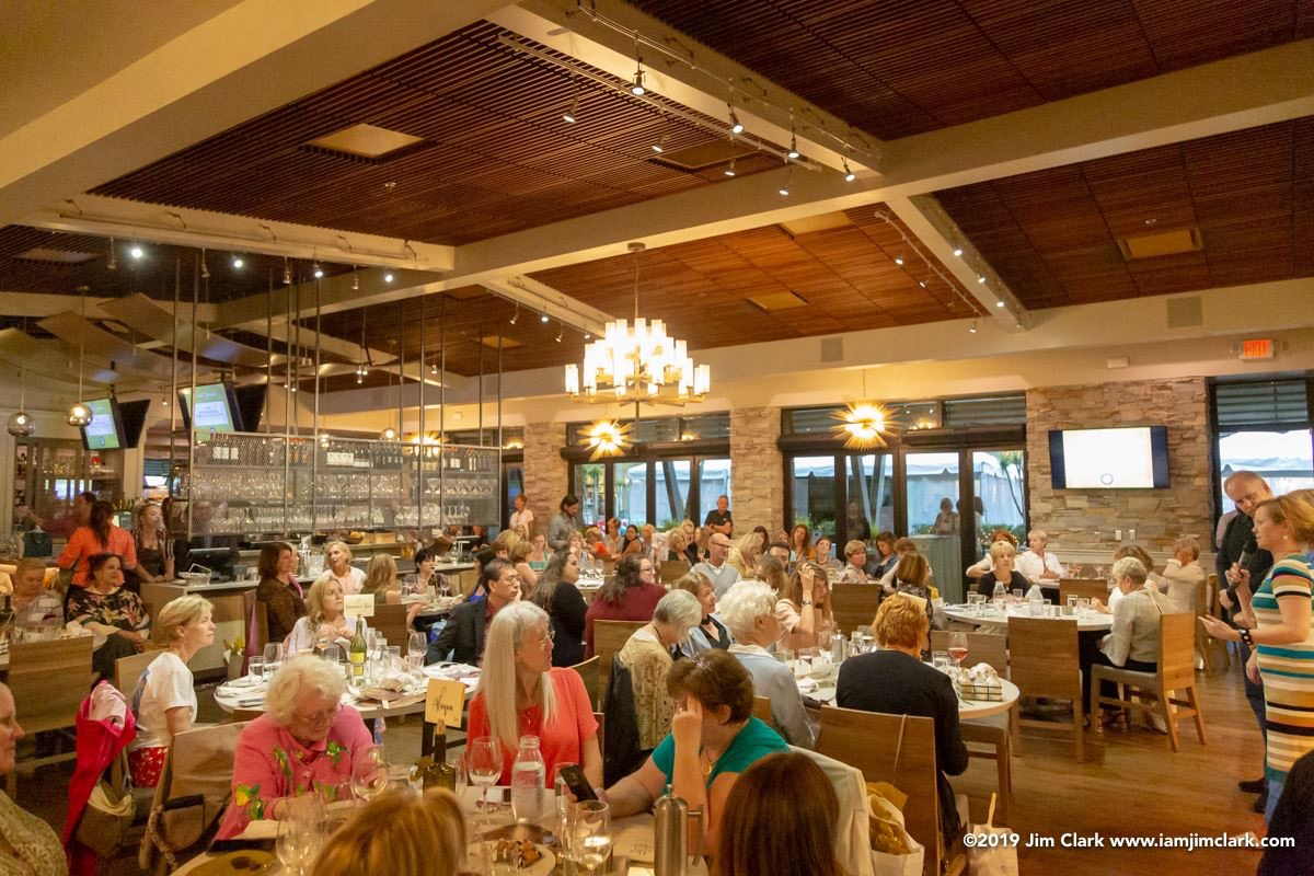 Emeril Lagasse Sip and Shop Event Chi Chi Miguel 2019 in Sandestin Florida