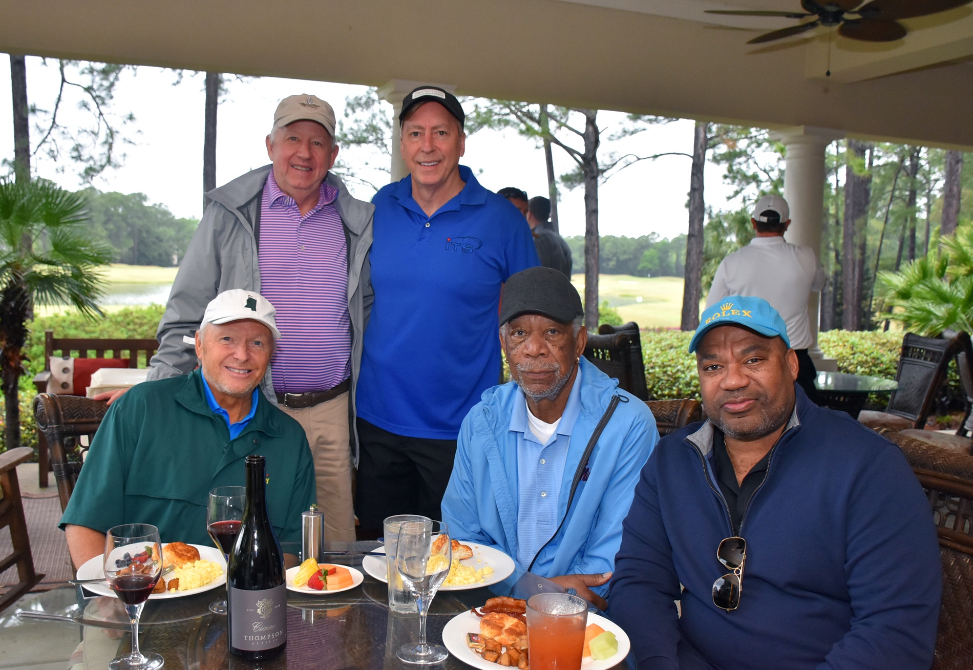 Emeril Lagasse Foundation Chi Chi Miguel Weekend 2019 Morgan Freeman Golf Tournament