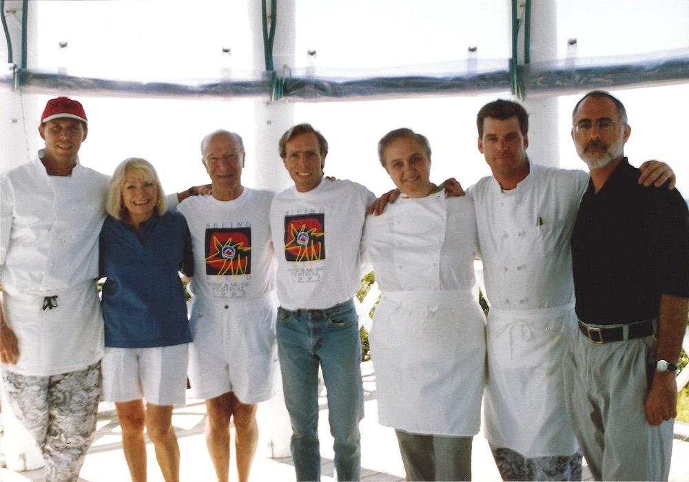 Bud & Alley's, Dave Rauschkolb, Seaside Florida