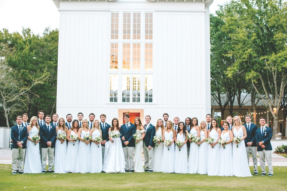 Millie Holloman Photography, Seaside Chapel, Seaside Florida, The Nauti Wedding