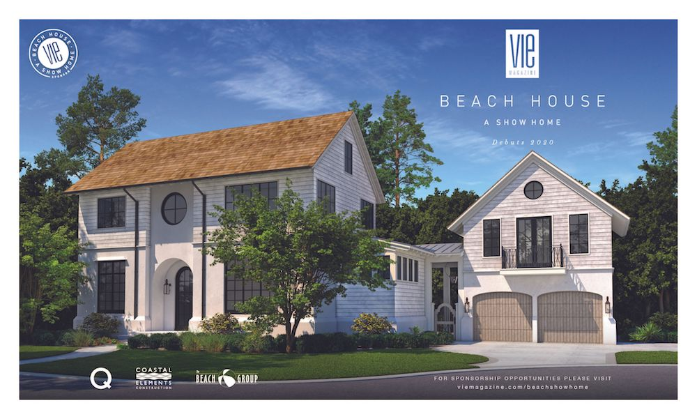 VIE Beach House, VIE Show Home, Q Tile, Coastal Elements, VIE Magazine Show Home